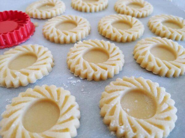 stampi per biscotti ripieni