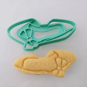 Scarpe ballerine formina biscotti