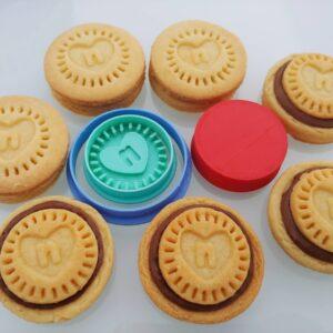 Nocciola Biscuits formine biscotti