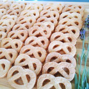 Biscotti danesi Danish butter cookies